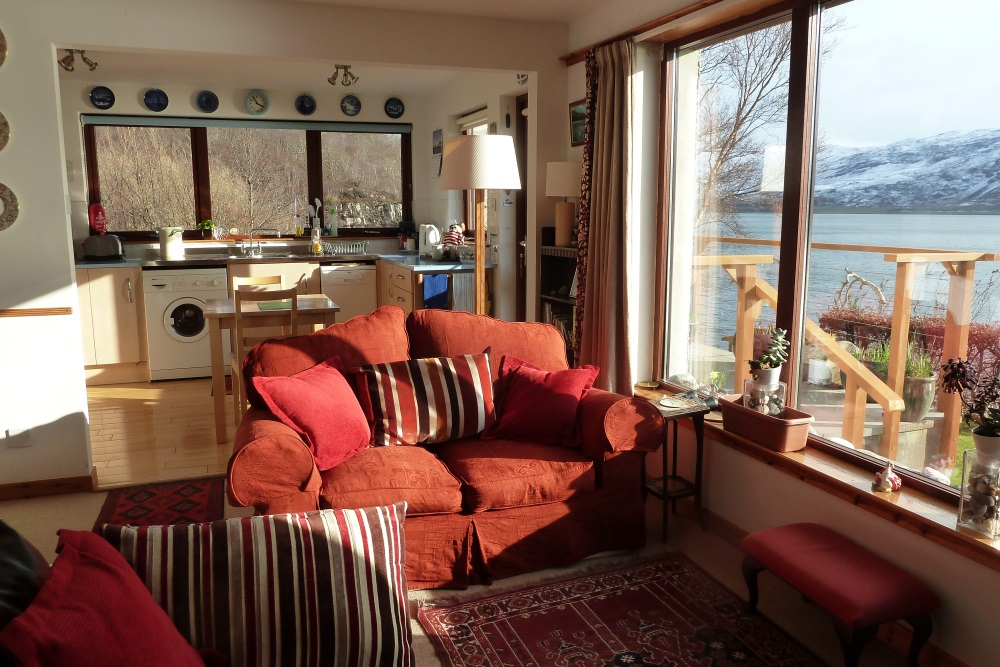 self catering ullapool scotland